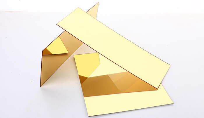 inox mạ vàng
