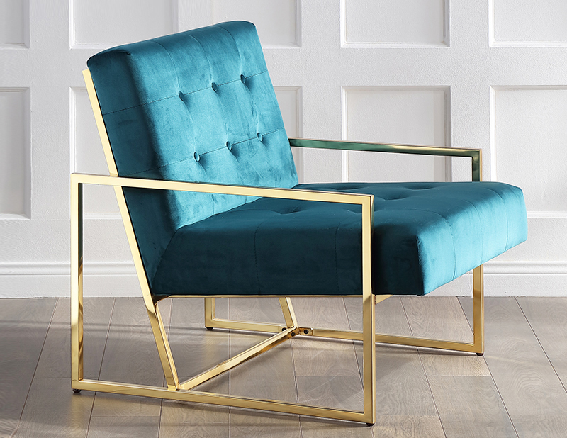bàn ghế inox mạ vàng