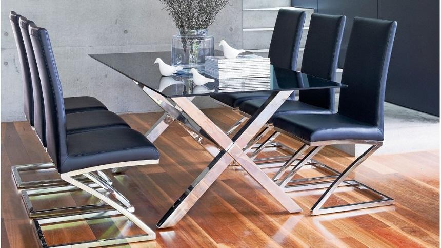 bàn ghế sofa inox