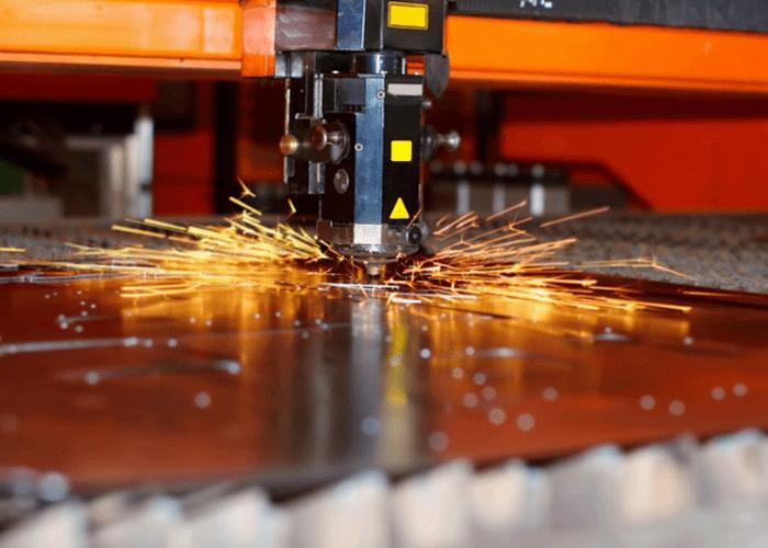 cắt laser nhôm tấm
