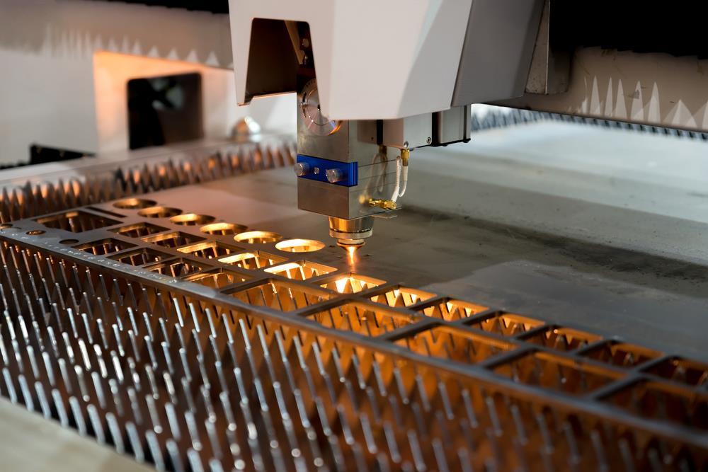 cắt laser kim loại là gì
